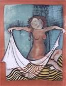 Graciela Rodo Boulander (b. 1935) Bolivian