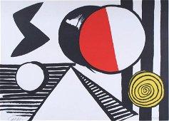 Alexander Calder (1898-1976) American