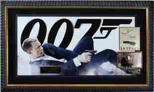 James Bond Memorabilia  (two)