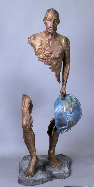 Bruno Catalano  (b. 1960) French