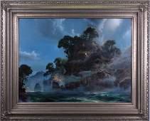 Dale TerBush (b. 1948) California