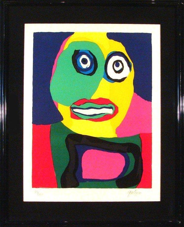 66: Karel Appel (1921-2006) Dutch