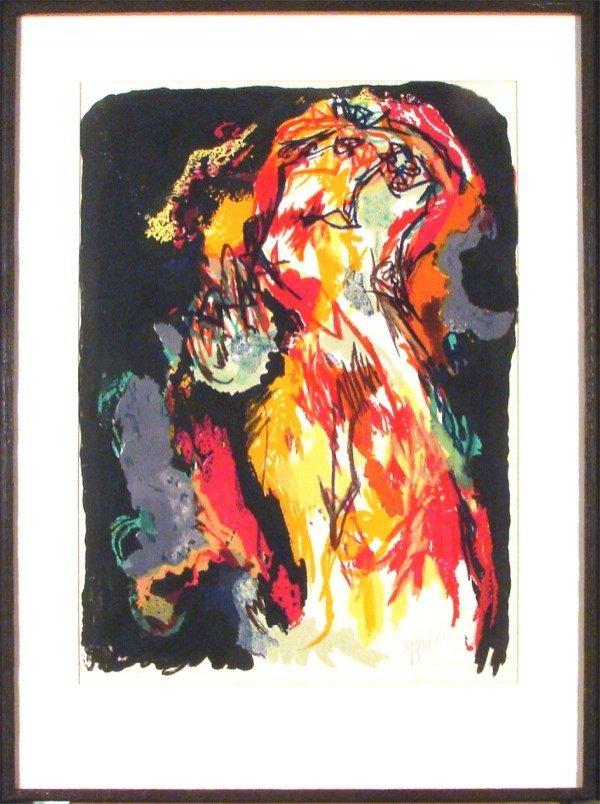 67: Karel Appel (1921-2006) Dutch