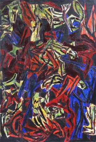 Honora Berg (1897-1985) New York/ California
