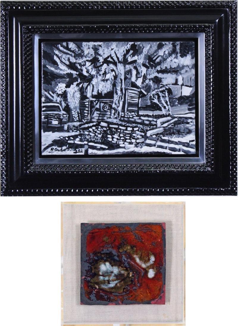 R. Gutierrez (20th Century) & Contemporary Artist