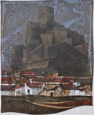 Sunol Alvar (b. 1935) Spanish