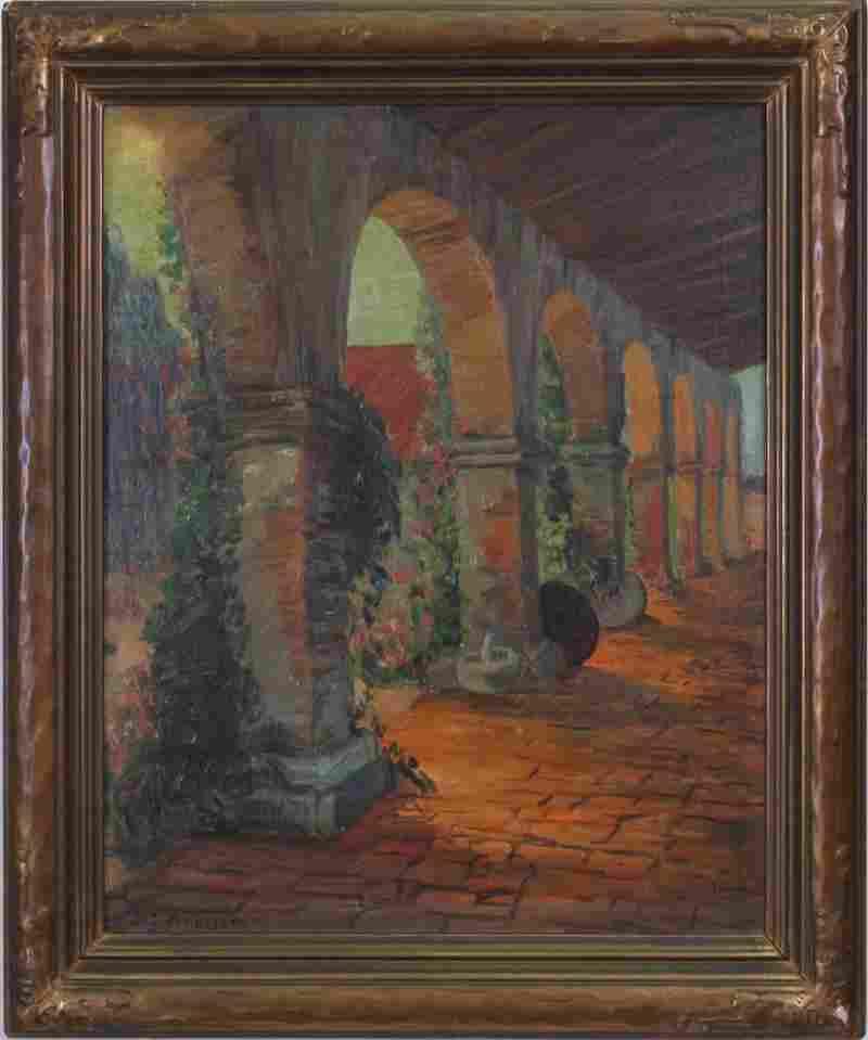 James Arthur Merriam (1880-1951) California