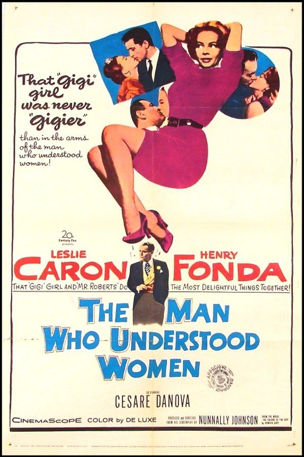 385: Original Movie Poster: The Man Who Understood Woma