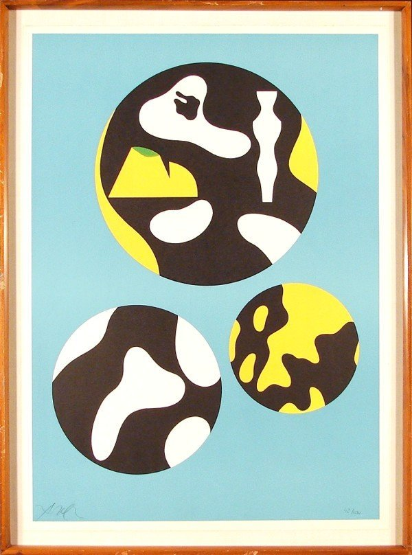 12: Jean Arp (1886-1966) French