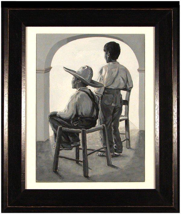 19: Arthur L. Barney (20th Century) (WPA)