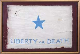 Americana: Texas Troutman Flag