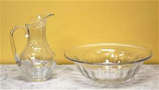 Baccarat Crystal (two)