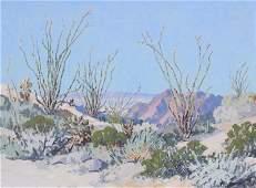 Carl Sammons (1883-1968) California