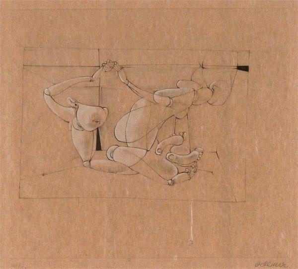 22: Hans Bellmer (1902-1975) German