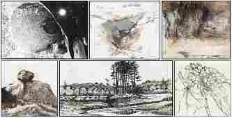 52 Contemporary Printmakers six