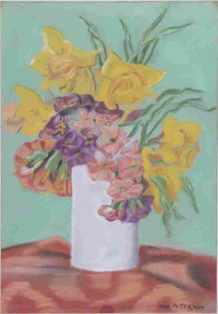 Jane Peterson  (1876-1965) Massachusetts French