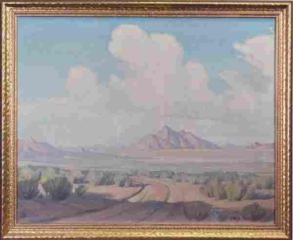 Karl Albert (1911-2007) California