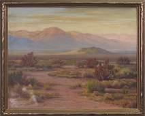 John Anthony Conner (1892-1971) California