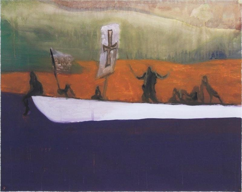 Peter Doig (b. 1959) Scottish