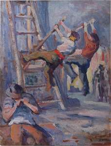 Maximilien Luce (1858-1941) French
