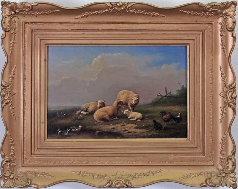 Frans Van Severdonck (1809-1889) Belgium