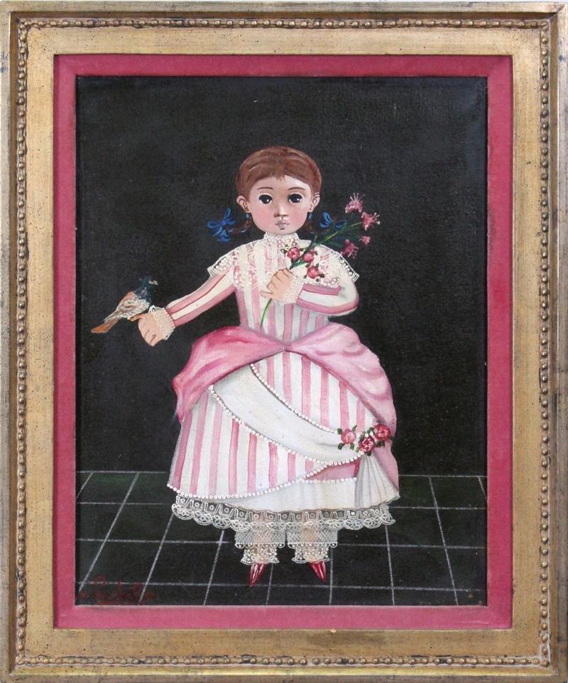 Agapito Labios (1898-1996) Mexico