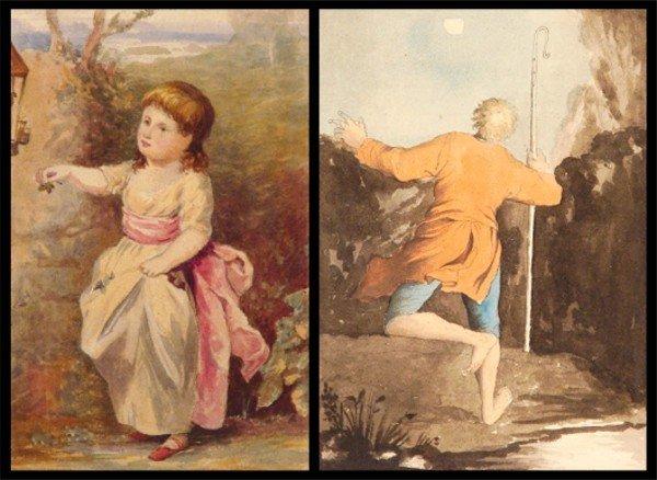 1: 18th / 19th Century Art (sixty)