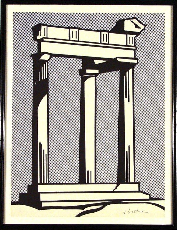 180: Roy Lichtenstein (1923-1997) American
