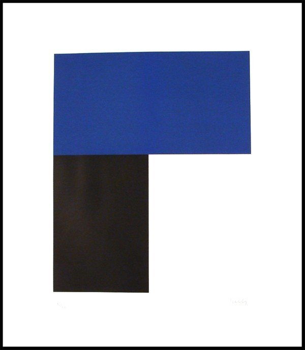 196: Ellsworth Kelly (b. 1923) American