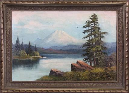 Eliza Barchus (1857-1959) Oregon