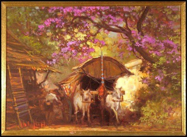 3: Soedjono Abdullah (1911-1991) Indonesian