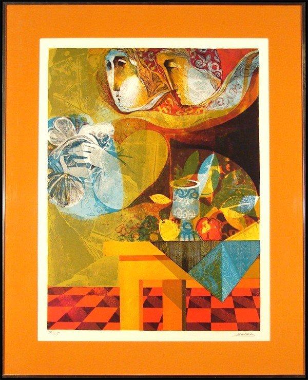 7: Sunol Alvar (b. 1935) Spanish
