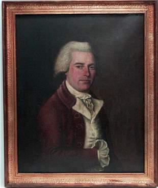 Antique Portrait (18th Century)