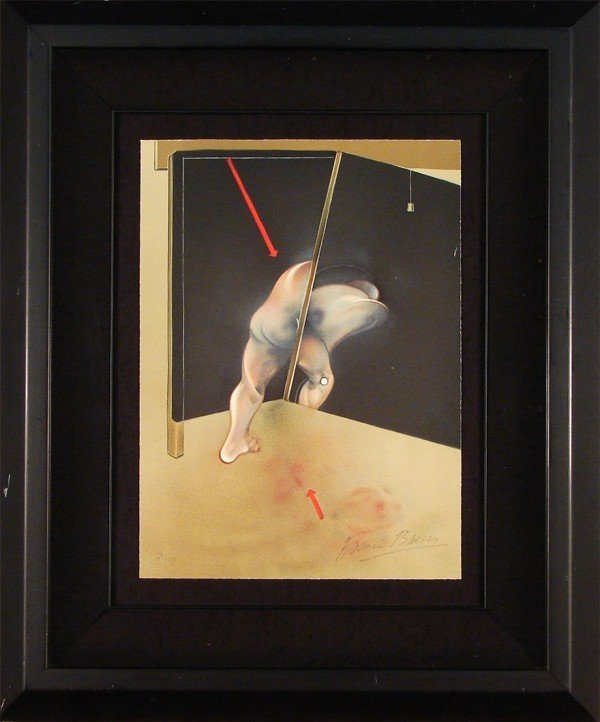 24: Francis Bacon (1909-1992) Irish