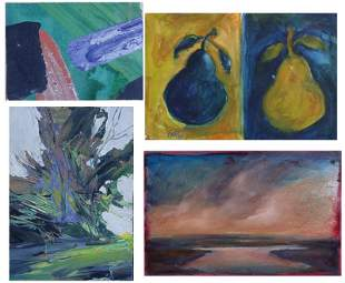 James De Woody; Nancy Bernski? & Artists Unidentified