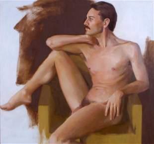 Len G. Everett (1925-1984) New York