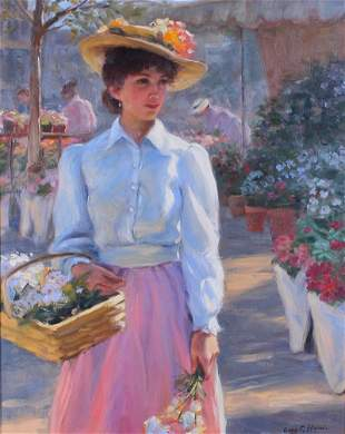 Gregory Frank Harris (b. 1953) Connecticut New Mexico