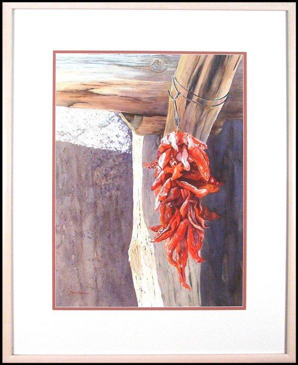 19: Glenna Anderson (20th Century) Californian