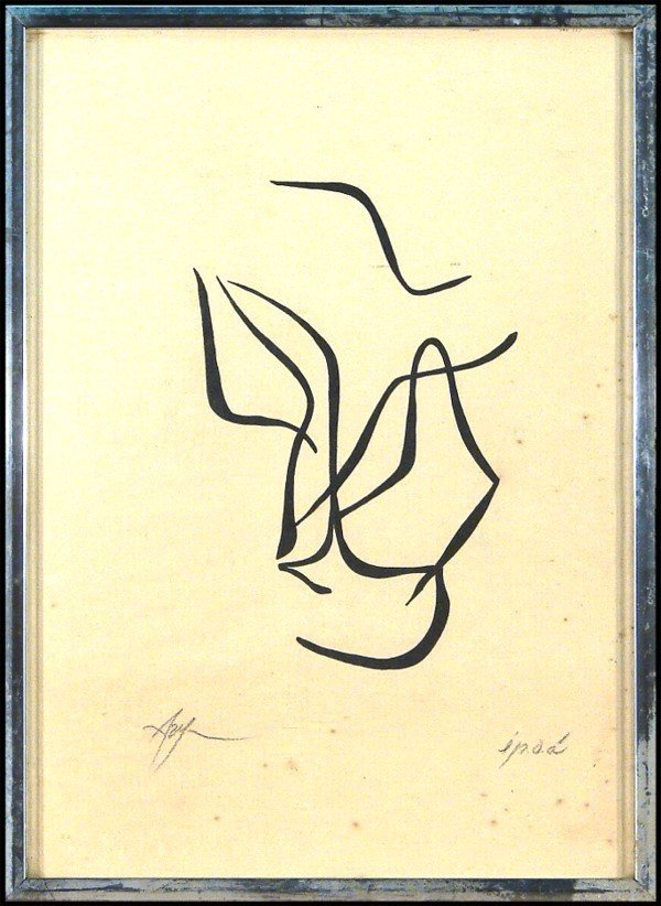13: (Hans) Jean Arp (1886-1966) French