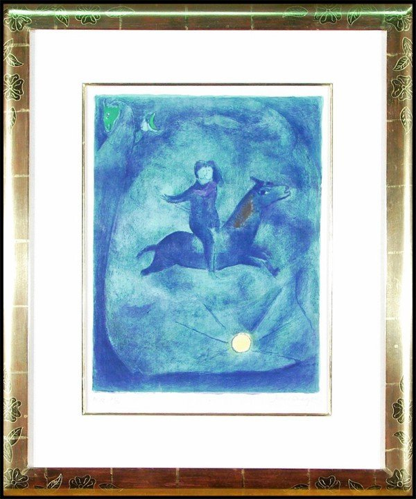 39: Marc Chagall (1897-1985) Russian/French