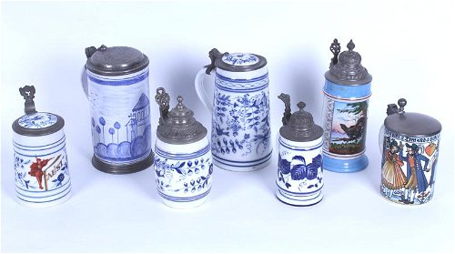 Beer Drinkware & Steins