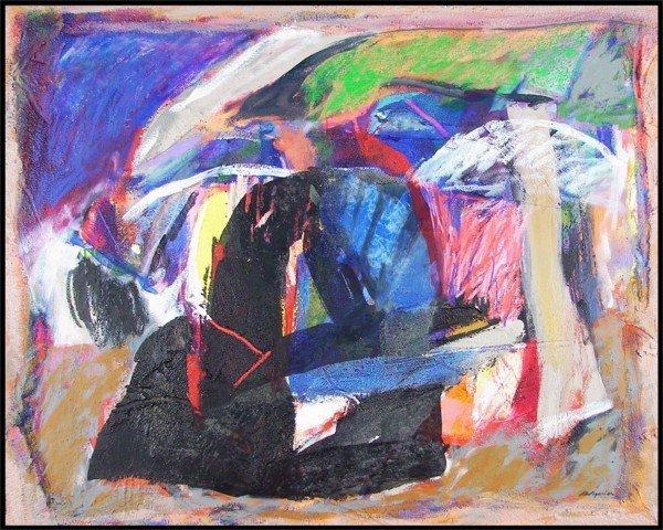 2: Alain Alquier (b.1947) French