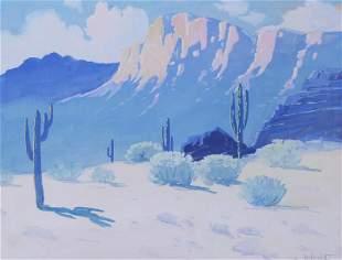 George Bickerstaff (1893-1954) California