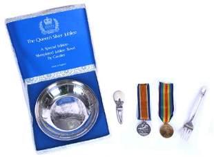 British Memorabilia (five)