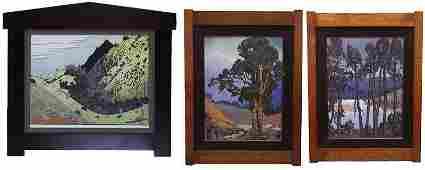 Tom Killion (b. 1953) American & Artist Unidentified