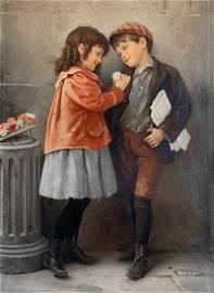 Karl Witkowski (1860-1910) American
