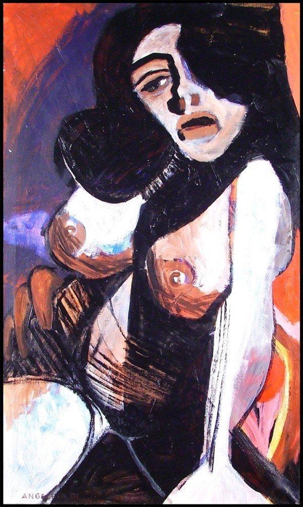 10: Angelina (20th Century)