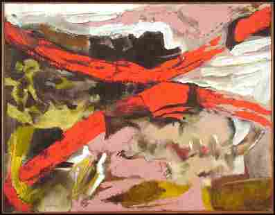75: Friedel Dzubas (1914-1994) German/ American