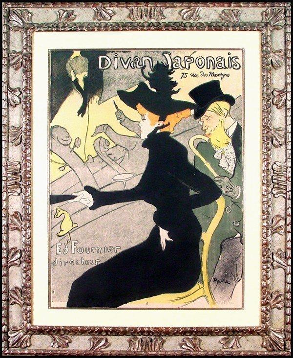 236: Henri Toulouse-Lautrec (1864-1901) French
