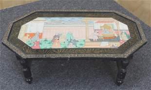 Furniture: Persian Table